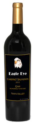 Eagle Eye Estate Cabernet Sauvignon 2012